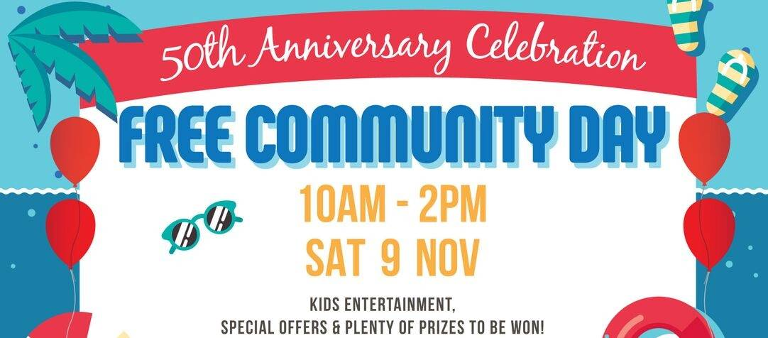 Wollondilly's Free Community Day - Celebrating 50 Years!
