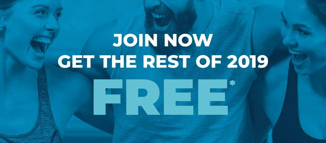 Sign-Up Now and Receive The Rest of The Year Free*