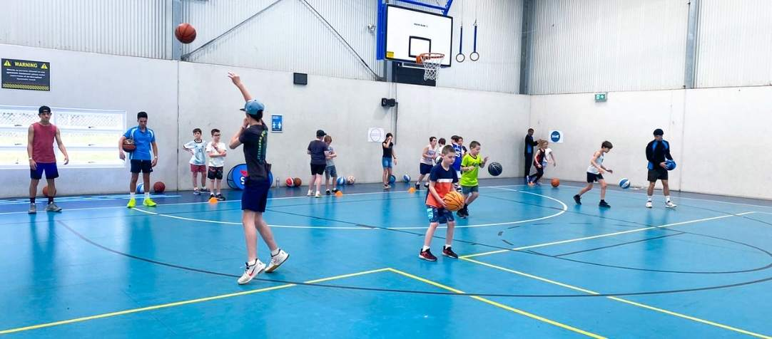 Swish Basketball Term 3 Camps Recap