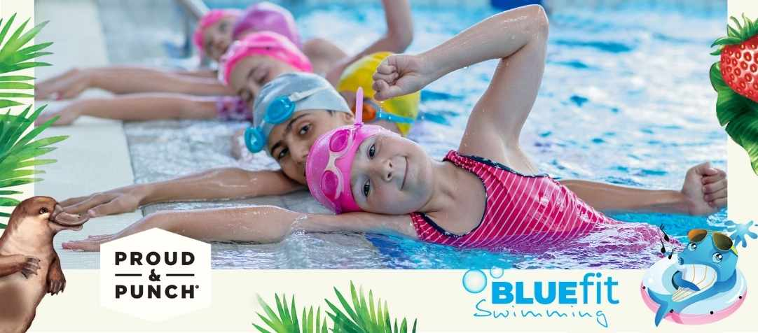 BlueFit Swimming's Swimmer Of The Month