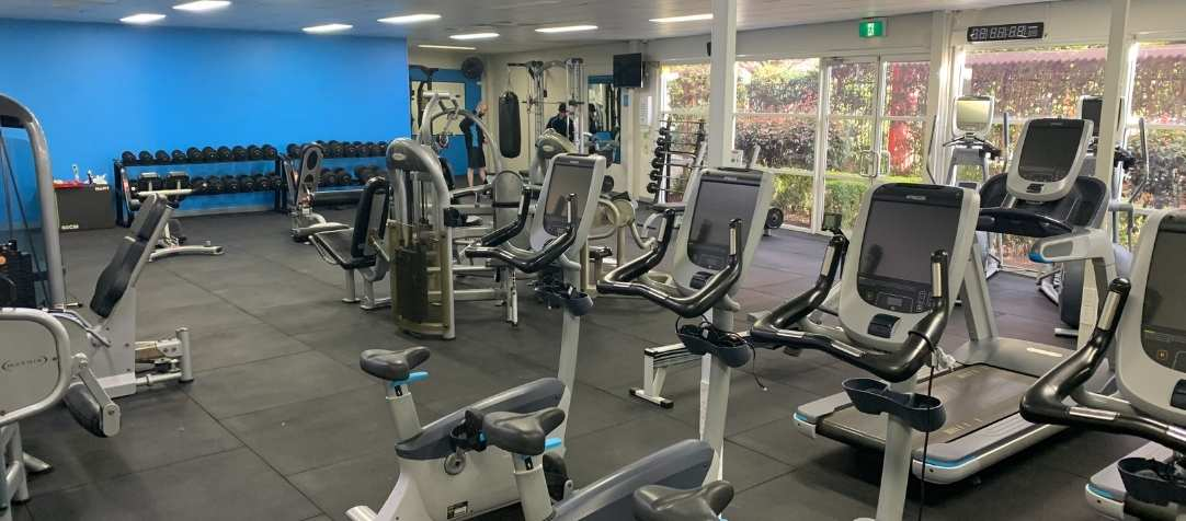 Our Health Club Upgrades